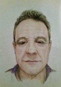 Coloured pencil portrait, took around 4 hours.